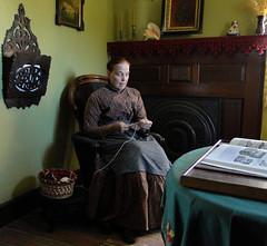 Firestone Farmhouse (Maia C) Tags: knitting lj comment greenfieldvillage maiac hfmgv firestonefarmhouse sonydschx1