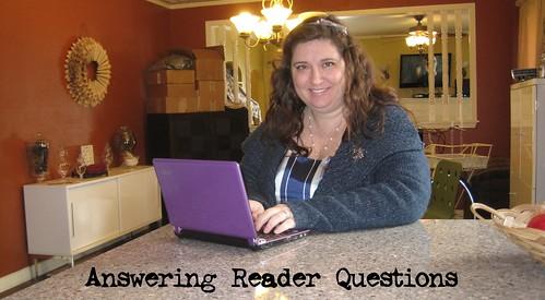 Reader Questions Header