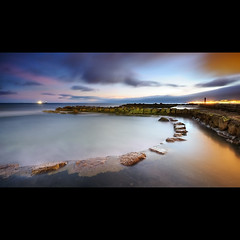 When Night Falls (CResende) Tags: sunset seascape color lowlight ship le cascais nightfall d300 protugal cresende gettyimagesspainq1 gettyimagesiberiaq2