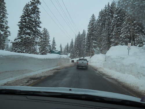 Salt Lake City snow