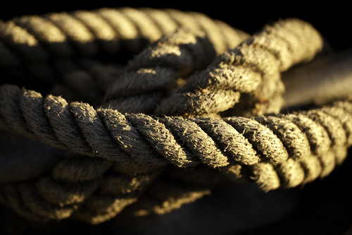 Anchor rope, Ballard Fisherman's terminal