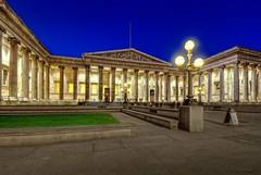 The British Museum (view[  ]finder) Tags: uk england london architecture column britishmuseum hdr greekrevival nikond2x photomatixpro 7exposures nikcolorefexpro nikkor1024mm