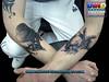 tattoo clown,tatuaje payaso,tatuagem palhaço