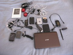 The pile of technology
