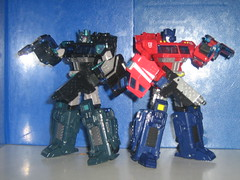 Nemesis Prime & Optimus Prime (m_m_11) Tags: transformers