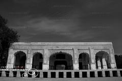 Kamran's Baradari (RzzA) Tags: blue pakistan sky cloud river nikon governor ravi era kamran reza lahore babar emperor mirza mughal d90 baradari kamrans rzza wwwstudiorbiz hamayon