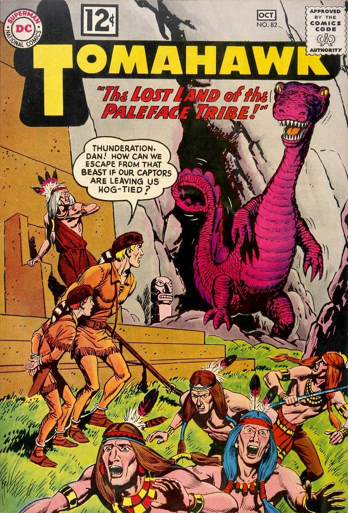 Tomahawk #82 (DC, 1962)