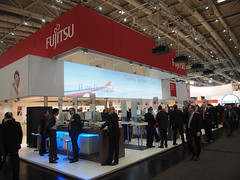 013_CeBIT_Blog_Fujitsu-20110301-092244 (Fujitsu_DE) Tags: cebit halle2 cebitblog erstertag cebit2011 cebit11 cebitfujitsu