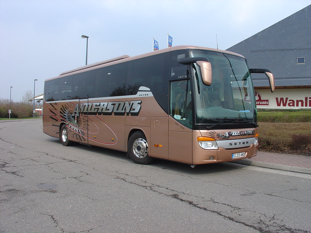 Andersons Setra Coach CL03AND
