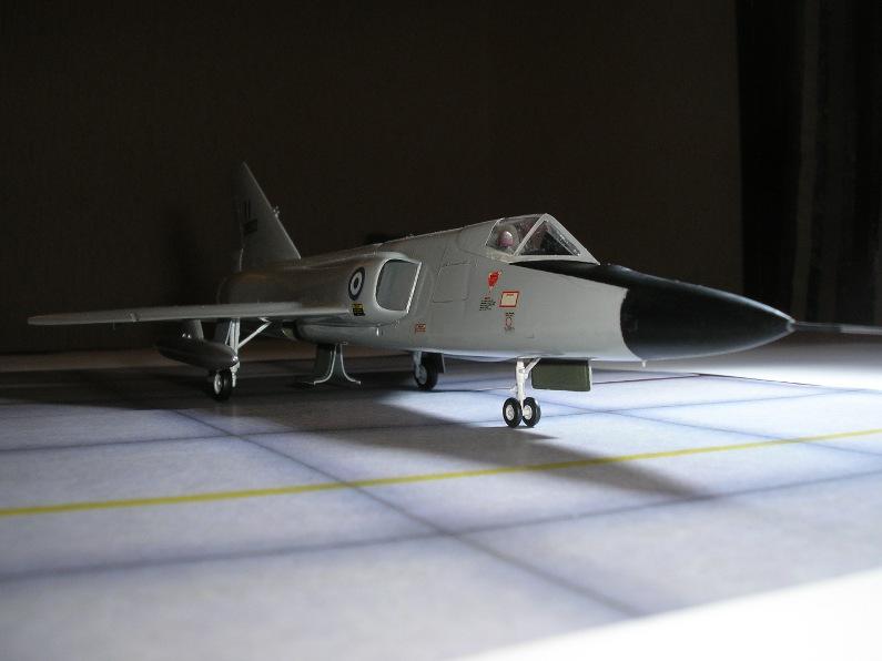 Les deltas Hellènes [ Convair F-106 Delta Dart Hasegawa 1/72 ] 5498176324_02fdd7ed4c_o