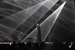 Faye Wong 2011 Tour (JOLEYE) Tags: light night digital canon star tour song 15 spotlight arena singer 5d wong faye  mkii extender 70200mm 2011 asiaworld f28l usmii
