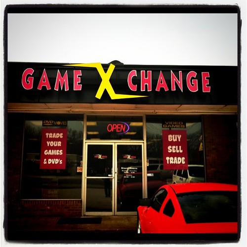 Game X Change in Tyler