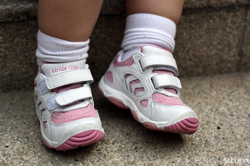Cady's shoes