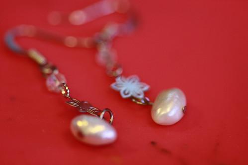 my pearls earings