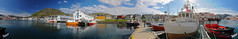 360 Deg, view of Honningsvag harbour (Brian Digital) Tags: cruise winter celebrity norway geotagged norge view harbour north norwegen 360 panoramic arctic adventure matsumoto artic deg constellation 2010 finnmark hurtigruten northcape nordkapp actic honningsvag fylke poanorma geo:lat=7097964324431858 geo:lon=2597513027579498