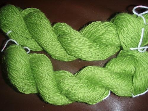 Green Corriedale