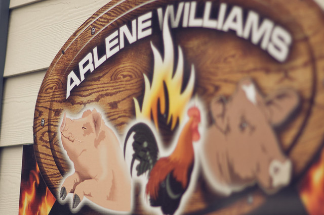 ARLENE WILLIAMS Bar•B•Que