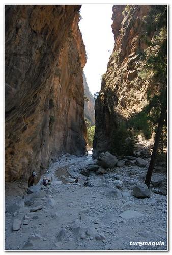 Garganta de Samaria - Creta - Grécia