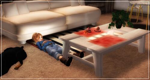 * nonino * Living table [BOX]