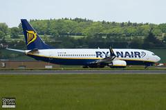 EI-EKV - 38507 - Ryanair - Boeing 737-8AS - Luton - 100527 - Steven Gray - IMG_2877