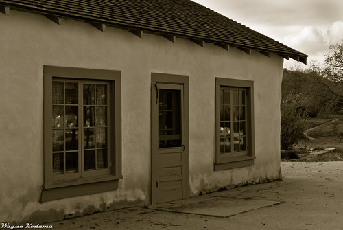 Alviso Adobe by Wayne-K