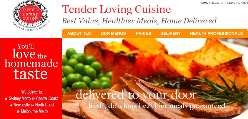 The Tender Loving Cuisine