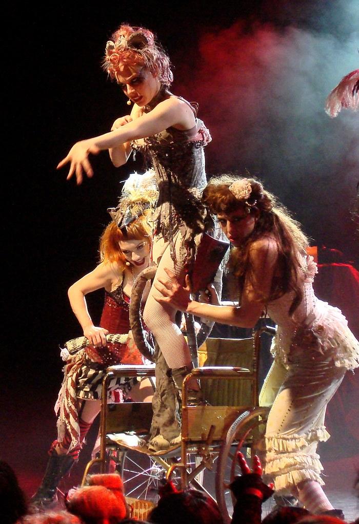 Emilie Autumn @ The El Rey 3.11 @2011 Janice Nowinski