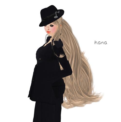 S*R long haira001 blond (box)