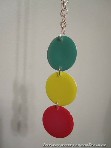 Paint Chip LL - Pendants