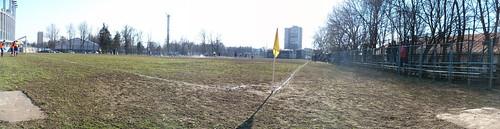 Stadionul Electroaparataj - Panorama