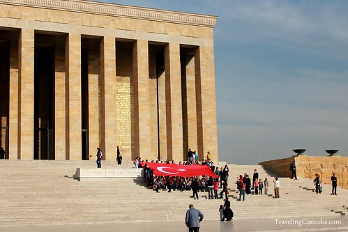 Mausoleum of Atatürk, Ankara, Turkey-1