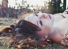 (yyellowbird) Tags: selfportrait girl hair lights dumb boring cari kindof boringtography
