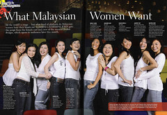 Her World - Janice Yap, what malaysian women want