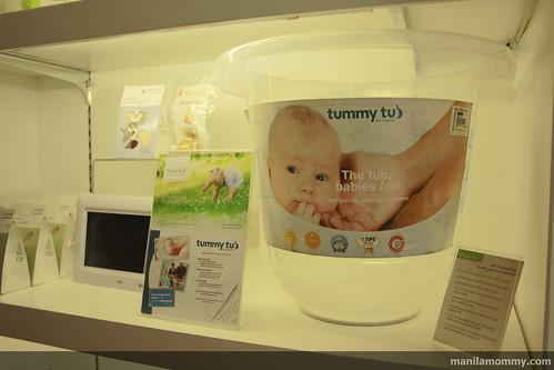 tummy tub - available in manila via numa