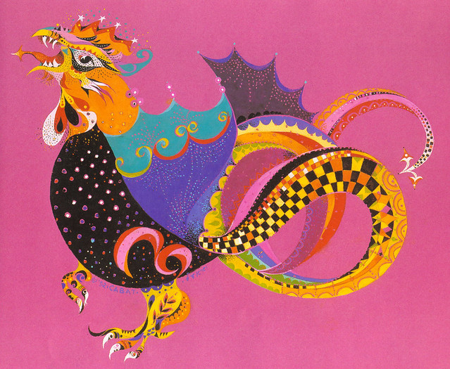 Erni Cabat (Magical World Of Monsters 1992) Basilisk
