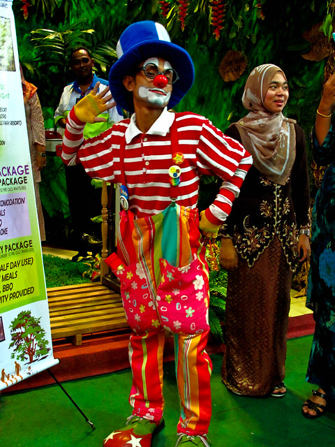 IMG_1127 A clown , MATTA  Fair  , Ipoh