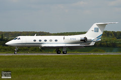 N711EG - 349 - Private - Gulfstream III - Luton - 100517 - Steven Gray - IMG_1993