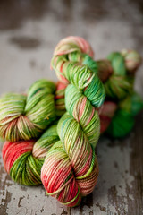 'Fresh' on Canadian BFL aran