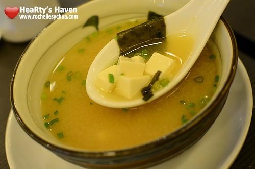 miso soup bistro miyake