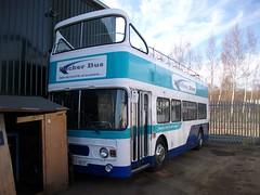 JSX 583T (markkirk85) Tags: new bus buses coach open head top transport alec alexander regional coaches lothian leyland decker 583 jsx atlantean whittlesey 11979 jsx583t 583t
