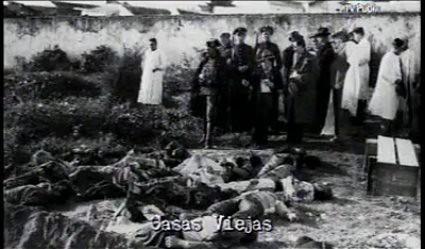 11c14 Casas Viejas en la película de Carlos García Alix