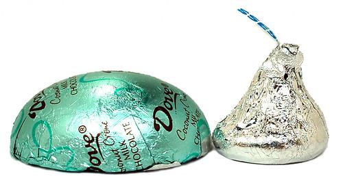 Dove Coconut Creme Egg