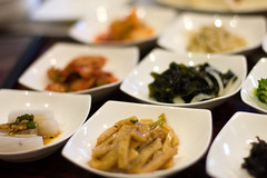 Do Re Mi: banchan