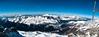 Chamonix Valley pano (1yen) Tags: panorama ski france alps photoshop europe skiing panoramic chamonix lesgrandsmontets frenchalps chamonixvalley 4exp