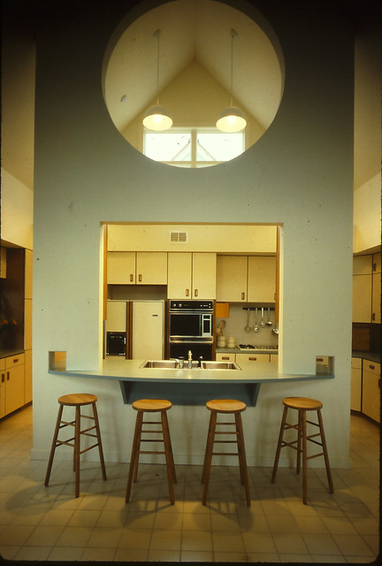 The 1985 New American Home: kitchen