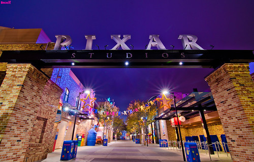 pixar studios location. The Pixar Studios by Tom