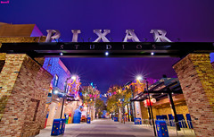 The Pixar Studios (Tom.Bricker) Tags: film nikon wideangle disney disneyworld hollywood mickeymouse wdw waltdisneyworld studios disneymgmstudios waltdisney sunsetboulevard graumanschinesetheatre waltdisneystudios ultrawideangle hollywoodstudios disneyphotos thestudios disneyshollywoodstudios disneyphotography wdwfigment tombricker