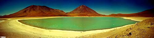 """Thirteen years ago"" - Laguna Verde - Deserto do Atacama - Bolivia"