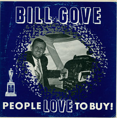 People LOVE To Buy! (Jim Ed Blanchard) Tags: silly strange goofy airplane graphicdesign weird funny album vinyl cockpit odd ugly lp record trophy thriftstore oddball salesman kooky motivational selfimprovement privatepressing billgove