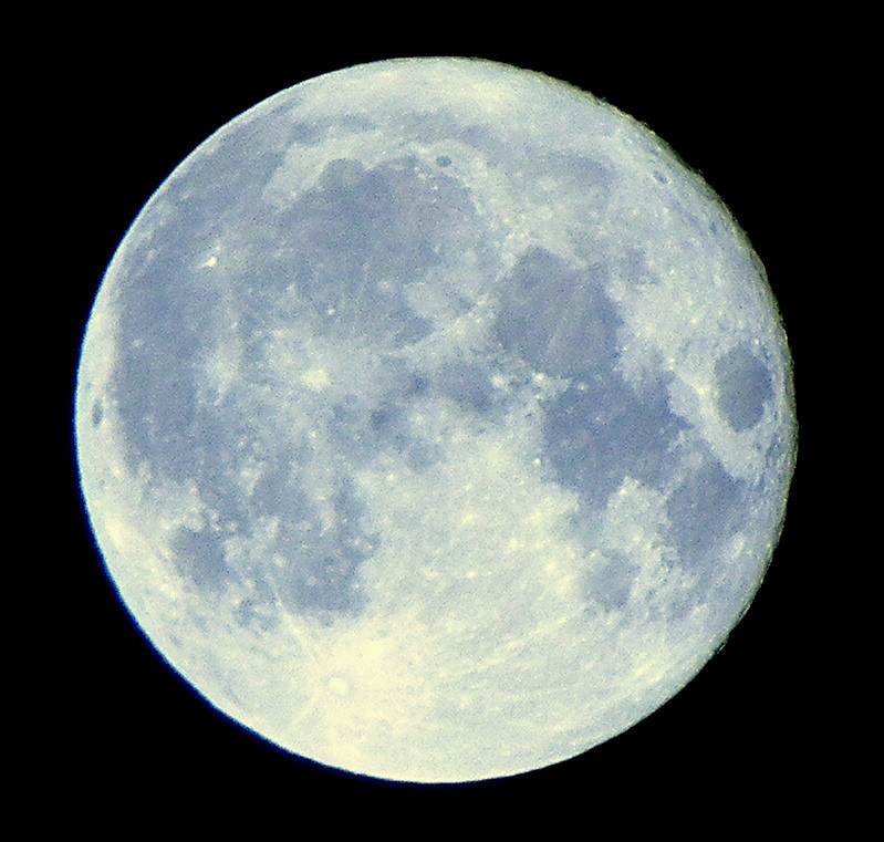 Perigee (Super) Moon